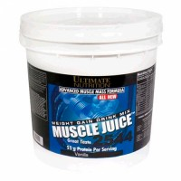 Гейнер MUSCLE JUICE 2544 6 кг от Ultimate Nutrition