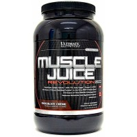 Гейнер MUSCLE JUICE 2600 Revolution 2,12 кг от Ultimate Nutrition