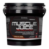 Гейнер MUSCLE JUICE 2600 Revolution 5,04 кг от Ultimate Nutrition