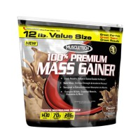 Гейнер MuscleTech 100% Premium Mass Gainer 5,5 кг