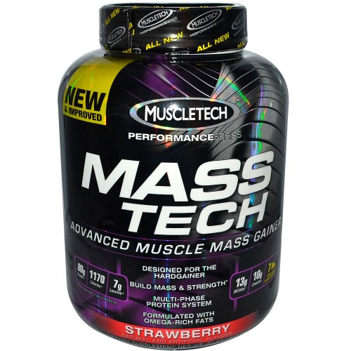 Гейнер Muscletech MASS-TECH Performance 3,2 кг