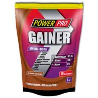 Гейнер Power Pro Gainer 2 кг