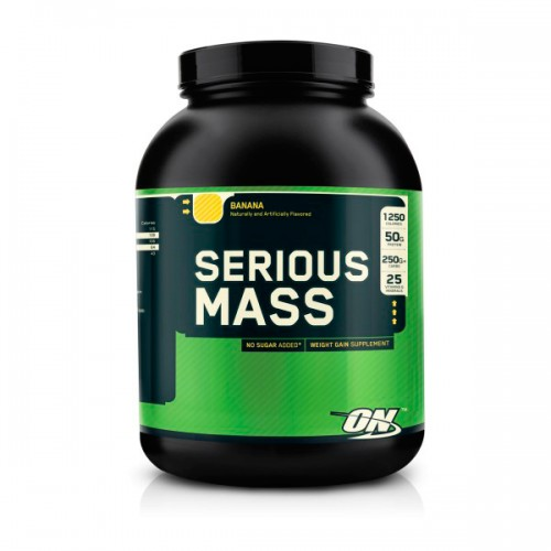 Гейнер Serious Mass 1,361 кг от Optimum Nutrition