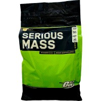 Гейнер Serious Mass 5,443 кг от Optimum Nutrition