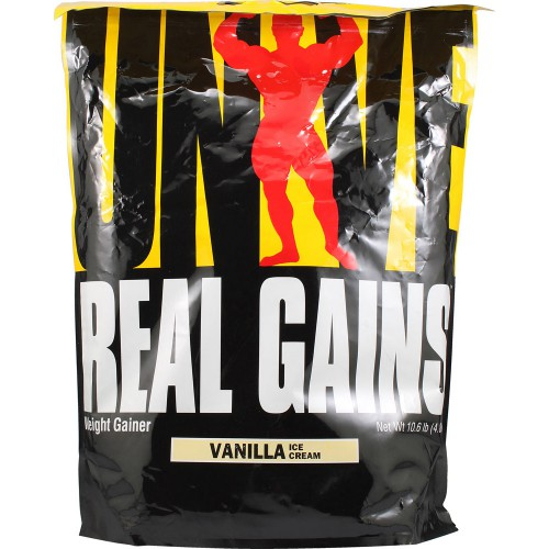 Гейнер Universal Nutrition Real Gains 4,8 кг