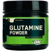 Глютамин Glutamine Powder 600 грамм от Optimum Nutrition