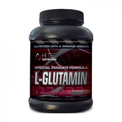 Глютамин Hi Tec Nutrition L-Glutamin 200 грамм