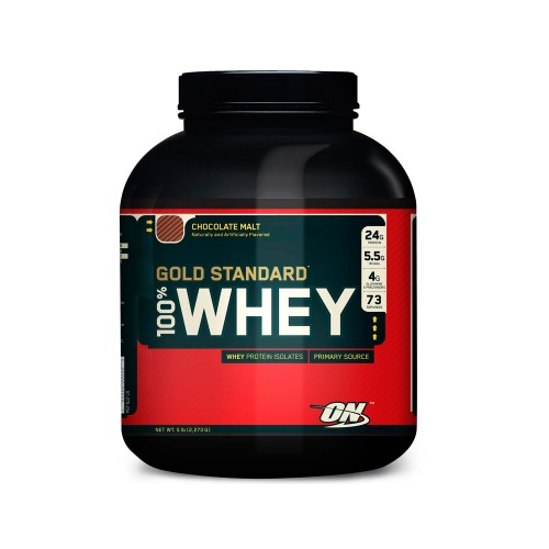 Комплексный протеин Natural Whey Gold  2,268 кг от Optimum Nutrition