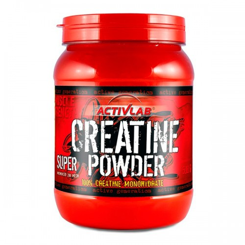 Креатин Activlab Creatine Powder Super  500 грамм