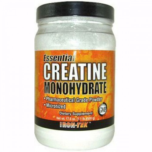 Креатин Country Life Essential Creatine 500 грамм