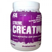 Креатин Fitness Authority Xtreme Creatine 500 грамм