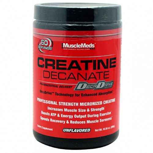 Креатин MuscleMeds Creatine Decanate  300 грамм