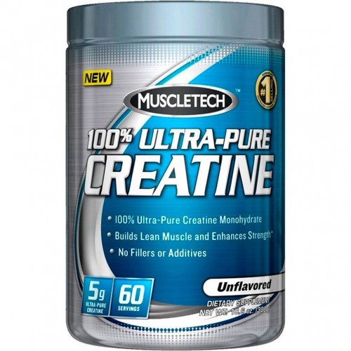 Креатин Muscletech 100% Ultra-Pure Creatine 300 грамм