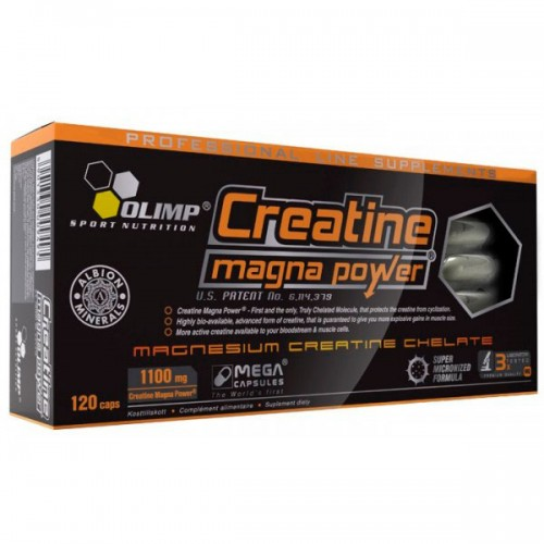 Креатин Olimp Creatine Magna Power  120 капсул
