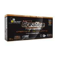 Креатин Olimp Creatine Mega Caps 1250 120 капсул