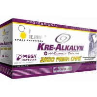 Креатин Olimp Kre-Alkalyn 2500 120 капсул