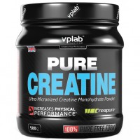 Креатин VPLab Pure Creatine 500 грамм