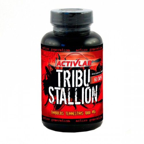 Activlab Tribu Stallion 60 капсул