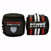 Локтевой бинт Power system PS - 3600 ELBOW WRAPS фото1