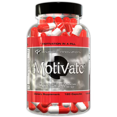 Motivate 120 капсул от Anabolic Innovations