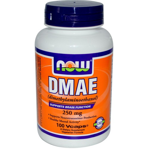 NOW DMAE 100 капсул