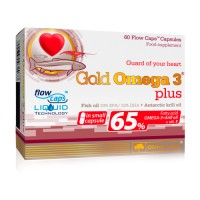Olimp Gold Omega 3 Plus 60 капсул