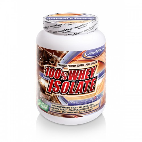 Протеин Ironmaxx 100 % Whey Isolate 750 грамм