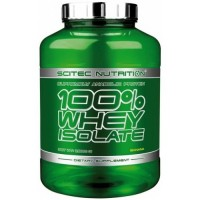 Протеин Scitec Nutrition 100% Whey Isolate 2 кг