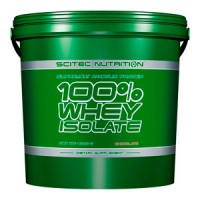 Протеин Scitec Nutrition 100% Whey Isolate 4 кг