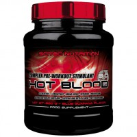 Scitec Nutrition Hot Blood 3.0 820 грамм