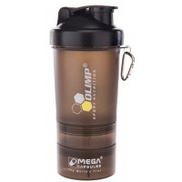 Шейкер OLIMP Smart Shake Olimp Mega Caps 400 мл фото1