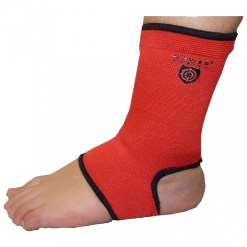 Суппорт голеностопа Power System PS - 6003 ELASTIC ANKLE SUPPORT