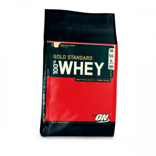 Сывороточный протеин Whey Gold 3,6 кг от Optimum Nutrition