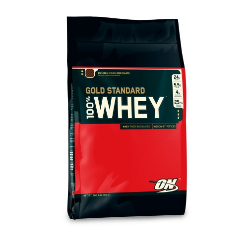 Сывороточный протеин Whey Gold 4,695 кг от Optimum Nutrition