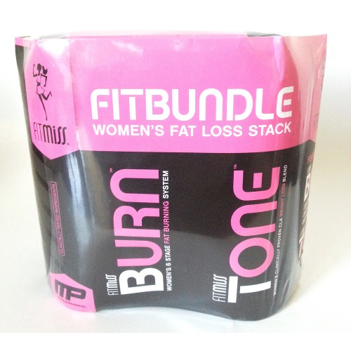 Сжигатель жира FitMiss FitBundle Burn+Tone