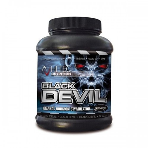 Сжигатель жира Hi Tec Nutrition Black Devil 240 капсул