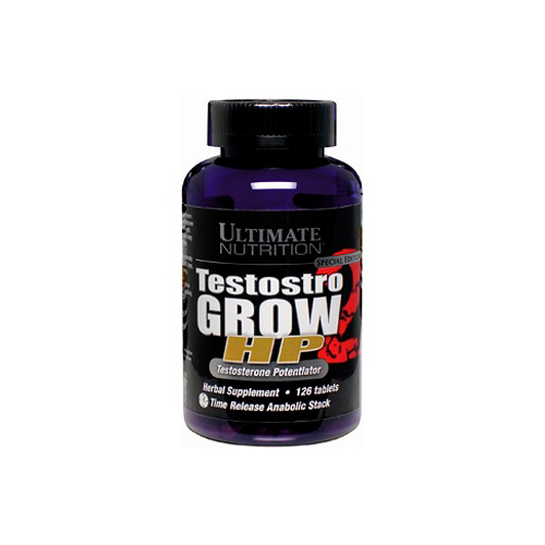 Testostro GROW HP2 126 таблеток от Ultimate Nutrition