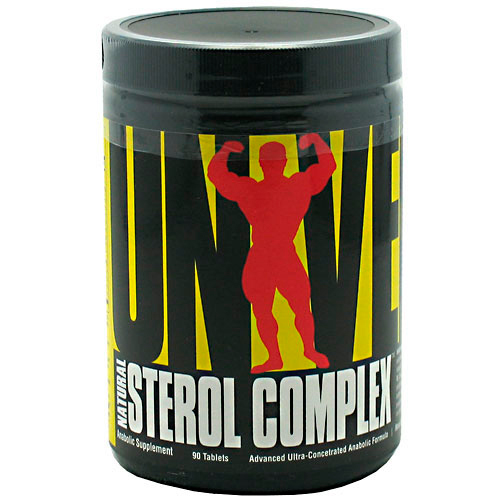 Universal Nutrition Natural Sterol Complex 90 таблеток