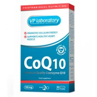 VP Lab CoQ10 100 mg 30 капсул