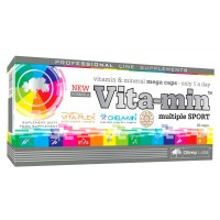 Витамины Olimp Vitamin Multiple Sport 60 капсул