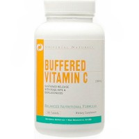 Витамины Universal Nutrition Buffered Vitamin C 100 таблеток