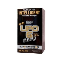 Жиросжигатель Nutrex Lipo 6 Black Hers Ultra concentrate 60 капсул